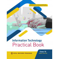 Information Technology Practical Book For Class X